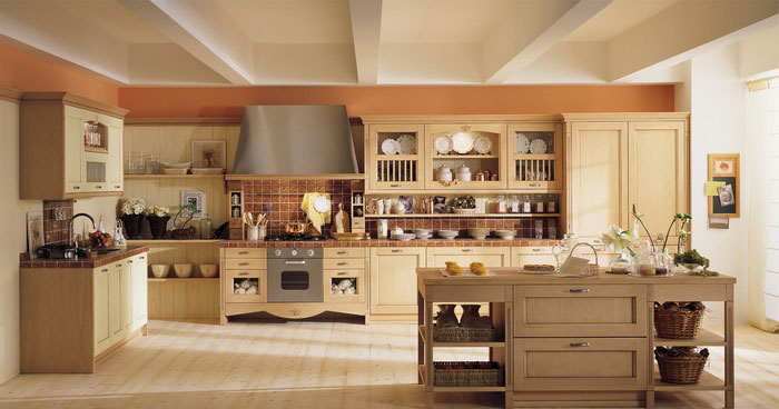 Kitchen furniture ideas